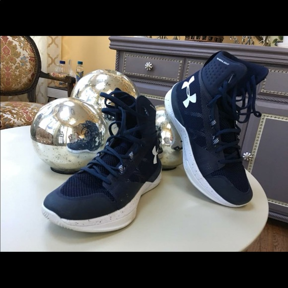 High Top Volleyball Shoes